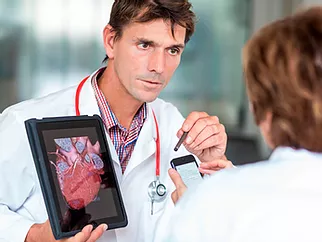 Data mining tool & process for CHD management